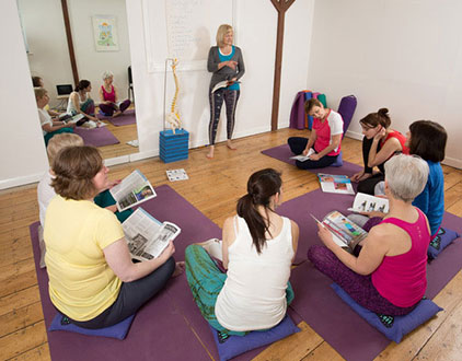 Post Graduate Course in Yoga Therapy