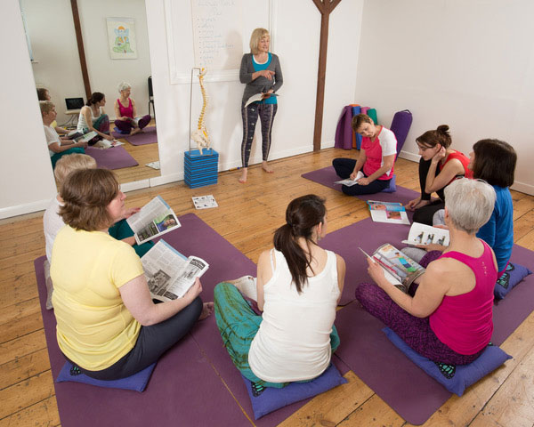 Real Yoga Post Graduate Course in Yoga Therapy